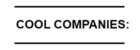 Cool-companies